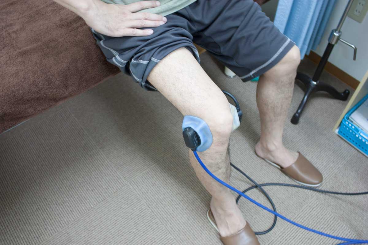 立体動態波療法