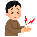 腱鞘炎(手首の痛み)